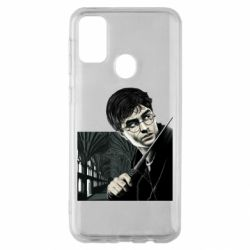 Чехол для Samsung M30s Harry Potter