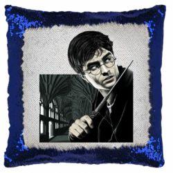 Подушка-хамелеон Harry Potter