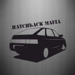 Наклейка hatchback Mafia - FatLine