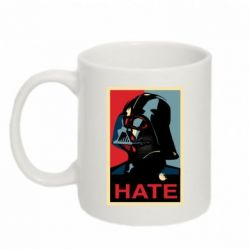 Кружка 320ml Hate Darth Vader
