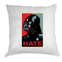 Подушка Hate Darth Vader - FatLine