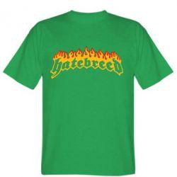 Мужская футболка Hatebreed - FatLine