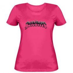 Женская футболка Hatebreed - FatLine