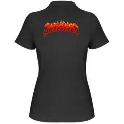 Жіноча футболка поло Hatebreed