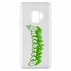 Чехол для Samsung S9 Hatebreed
