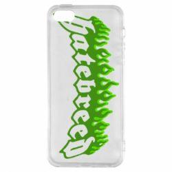 Чехол для iPhone5/5S/SE Hatebreed