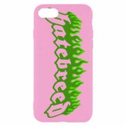 Чехол для iPhone 8 Hatebreed