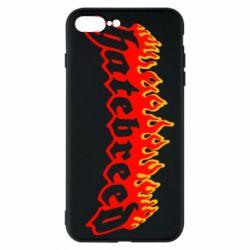 Чохол для iPhone 8 Plus Hatebreed