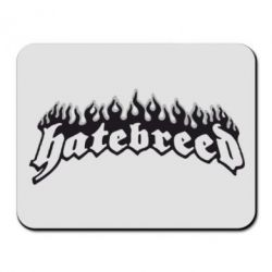 Коврик для мыши Hatebreed - FatLine