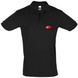 Мужская футболка поло Hazbin Hotel