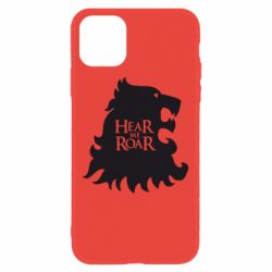 Чехол для iPhone 11 Hear Me Roar