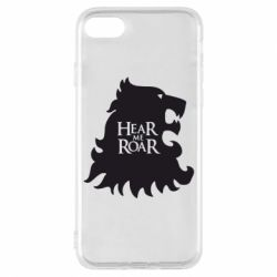 Чехол для iPhone 8 Hear Me Roar