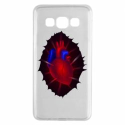 Чехол для Samsung A3 2015 Heart and blood vessels