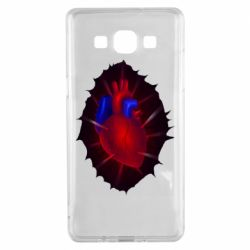 Чехол для Samsung A5 2015 Heart and blood vessels