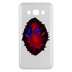 Чехол для Samsung J5 2016 Heart and blood vessels