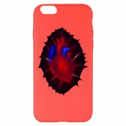 Чехол для iPhone 6 Plus/6S Plus Heart and blood vessels