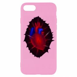 Чехол для iPhone 7 Heart and blood vessels