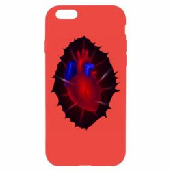 Чехол для iPhone 6/6S Heart and blood vessels