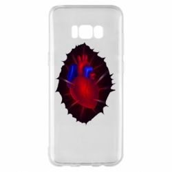 Чехол для Samsung S8+ Heart and blood vessels