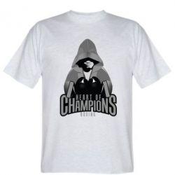 Мужская футболка Heart of Champions - FatLine