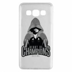 Чехол для Samsung A3 2015 Heart of Champions