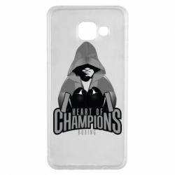 Чехол для Samsung A3 2016 Heart of Champions