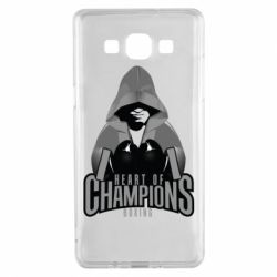 Чехол для Samsung A5 2015 Heart of Champions