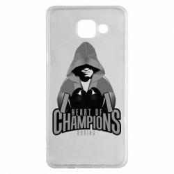 Чехол для Samsung A5 2016 Heart of Champions
