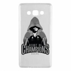 Чехол для Samsung A7 2015 Heart of Champions