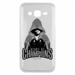 Чехол для Samsung J5 2015 Heart of Champions
