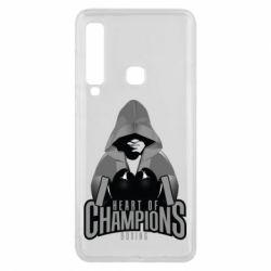 Чехол для Samsung A9 2018 Heart of Champions