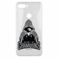 Чехол для Xiaomi Mi8 Lite Heart of Champions