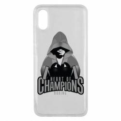 Чехол для Xiaomi Mi8 Pro Heart of Champions