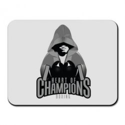 Коврик для мыши Heart of Champions - FatLine