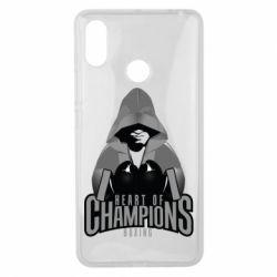 Чехол для Xiaomi Mi Max 3 Heart of Champions