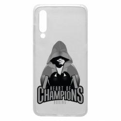 Чехол для Xiaomi Mi9 Heart of Champions