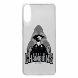 Чехол для Samsung A70 Heart of Champions
