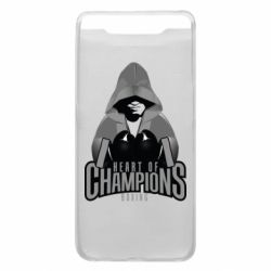 Чехол для Samsung A80 Heart of Champions