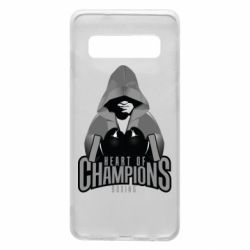 Чехол для Samsung S10 Heart of Champions