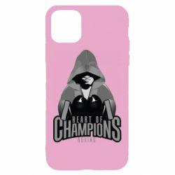 Чехол для iPhone 11 Heart of Champions
