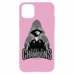 Чехол для iPhone 11 Pro Heart of Champions