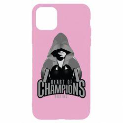 Чехол для iPhone 11 Pro Max Heart of Champions