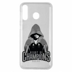 Чехол для Samsung M30 Heart of Champions