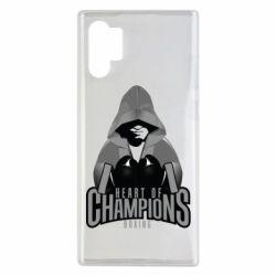 Чехол для Samsung Note 10 Plus Heart of Champions