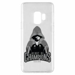 Чехол для Samsung S9 Heart of Champions