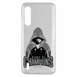Чехол для Xiaomi Mi9 Lite Heart of Champions