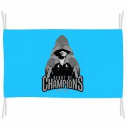 Флаг Heart of Champions