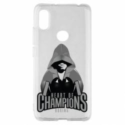 Чехол для Xiaomi Redmi S2 Heart of Champions