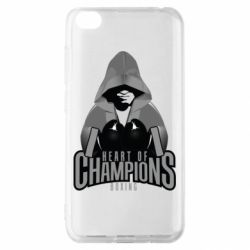 Чехол для Xiaomi Redmi Go Heart of Champions