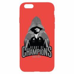 Чехол для iPhone 6/6S Heart of Champions